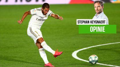 """Onze chef voetbal blikt vooruit naar topper tussen Real en Sociedad: """"Als Hazard gratis burgers wil eten in Madrid, moet hij voortdoen waarmee hij bezig is"""""""