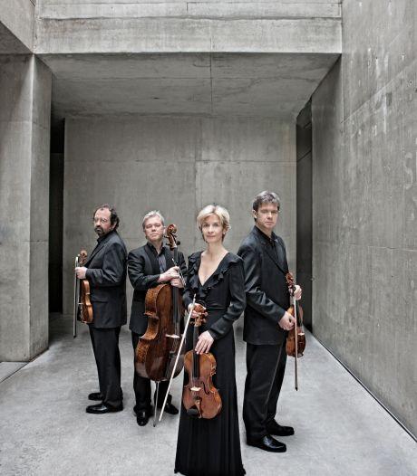 Onvergetelijke kamermuziek door Hagen Quartett