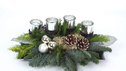 KVLV maakt kerststukjes