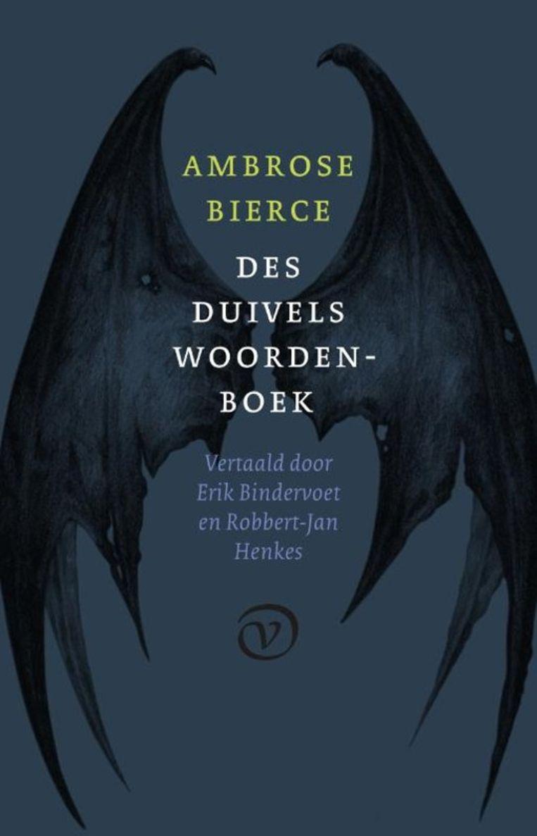 Des duivels woordenboek van Amrose Bierce. Beeld