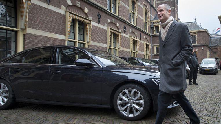 Minister Stef Blok van Wonen. Beeld anp