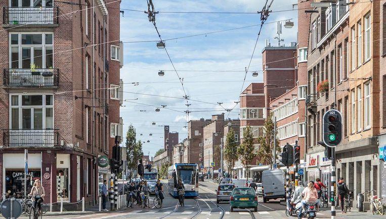 De Jan Evertsenstraat Beeld Floris Lok
