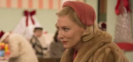 """Cate Blanchett victime d'un accident de tronçonneuse:  """"À part une petite coupure sur la tête, je vais bien"""""""