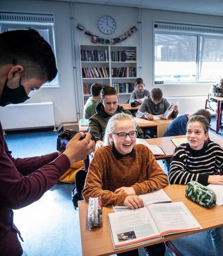 Een middelbare school uitkiezen? In de regio Arnhem gaat dat dit jaar online