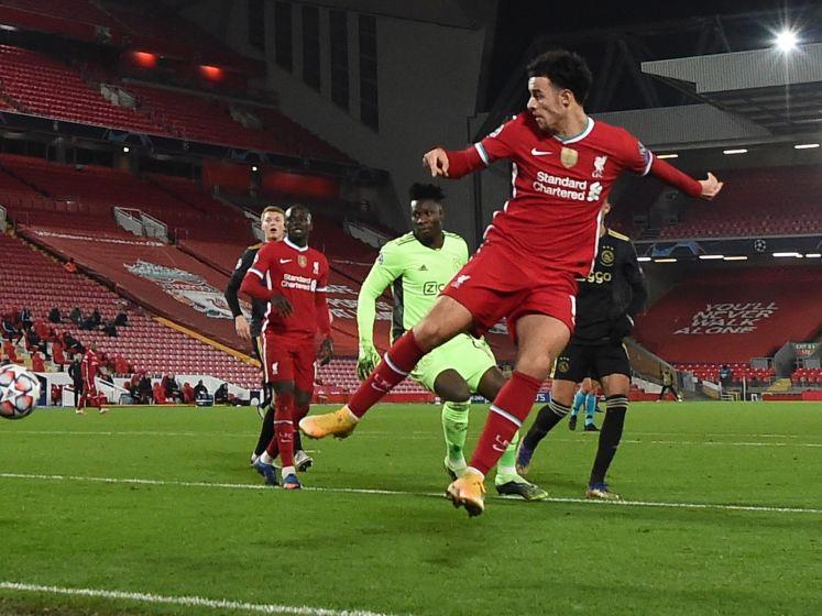 Samenvatting | Bekijk hier hoe Ajax zichzelf tekort doet in kansrijk duel met Liverpool