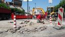 De Markt in Boxtel wordt opnieuw ingericht. De herinrichting start eind augustus. Een voorbode was het verwijderen van de fontein op de Markt.