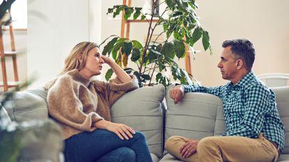"""Johan (52) wil zijn huwelijk met Karolien (51) niet opgeven, maar zij duwt hem weg en wil scheiden: """"Mijn vrouw kampt met een midlifecrisis"""""""