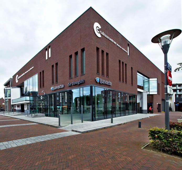 Het Cultuurcentrum in Deurne