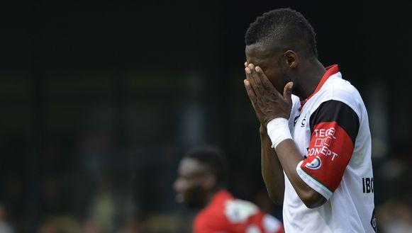 Ibou miste in blessuretijd een strafschop