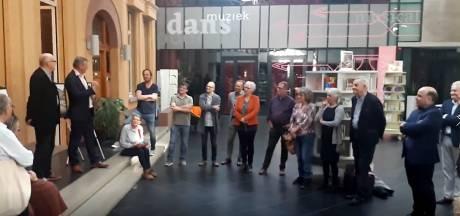 Roosendaalse Hurks-kamer geopend in Parrotia