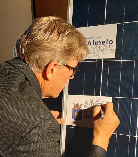 Vijf gemeenten enthousiast over energiecorridor, ééntje niet