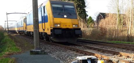 Twee Traxx'en tegelijk: dubbeltril in Oisterwijk