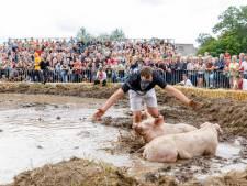 Luttenberg houdt 'zwientie tikken' gewoon op het programma van het dorpsfeest