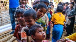"""Onze reporters bij de Rohingya: """"Mama en papa gingen eten zoeken. Ze zijn nooit teruggekeerd"""""""
