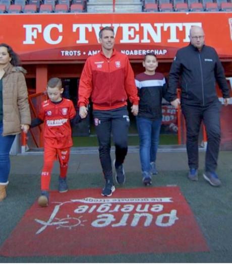 FC Twente wint 50.000 euro met 'Supporter van Elkaar' maatschappelijk project eredivisie