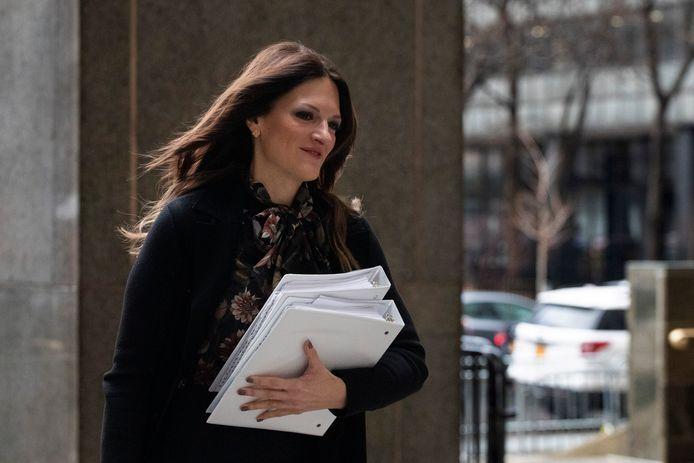 Donna Rotunno, le 16 janvier 2020.