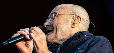 Phil Collins worstelt met eigen vorstelijke hitcatalogus
