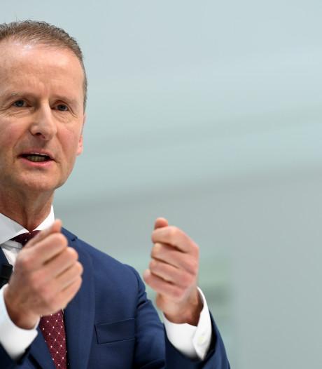 Nieuwe topman wil VW sneller veranderen