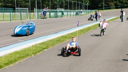 Wielerpiste, skatepark en Finse piste weer geopend