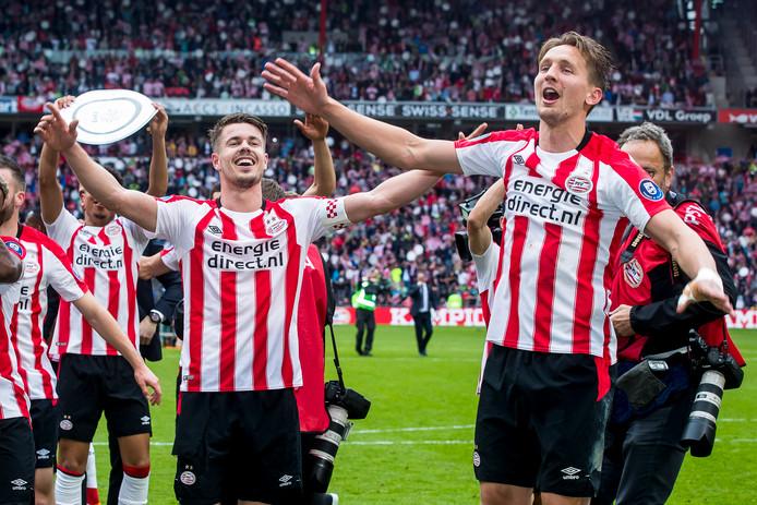 PSV hoeft maar één voorronde te bereiken om de groepsfase te halen.