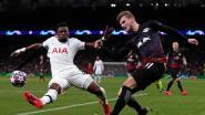 KIJK LIVE. Geen goals in Tottenham-Leipzig bij rust, beste kansen waren voor de Duitsers