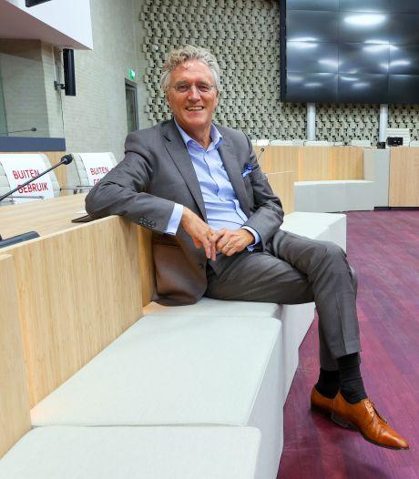 Ook burgemeester John Jorritsma is coronamoe: 'Balans werk-privé is volledig zoek'