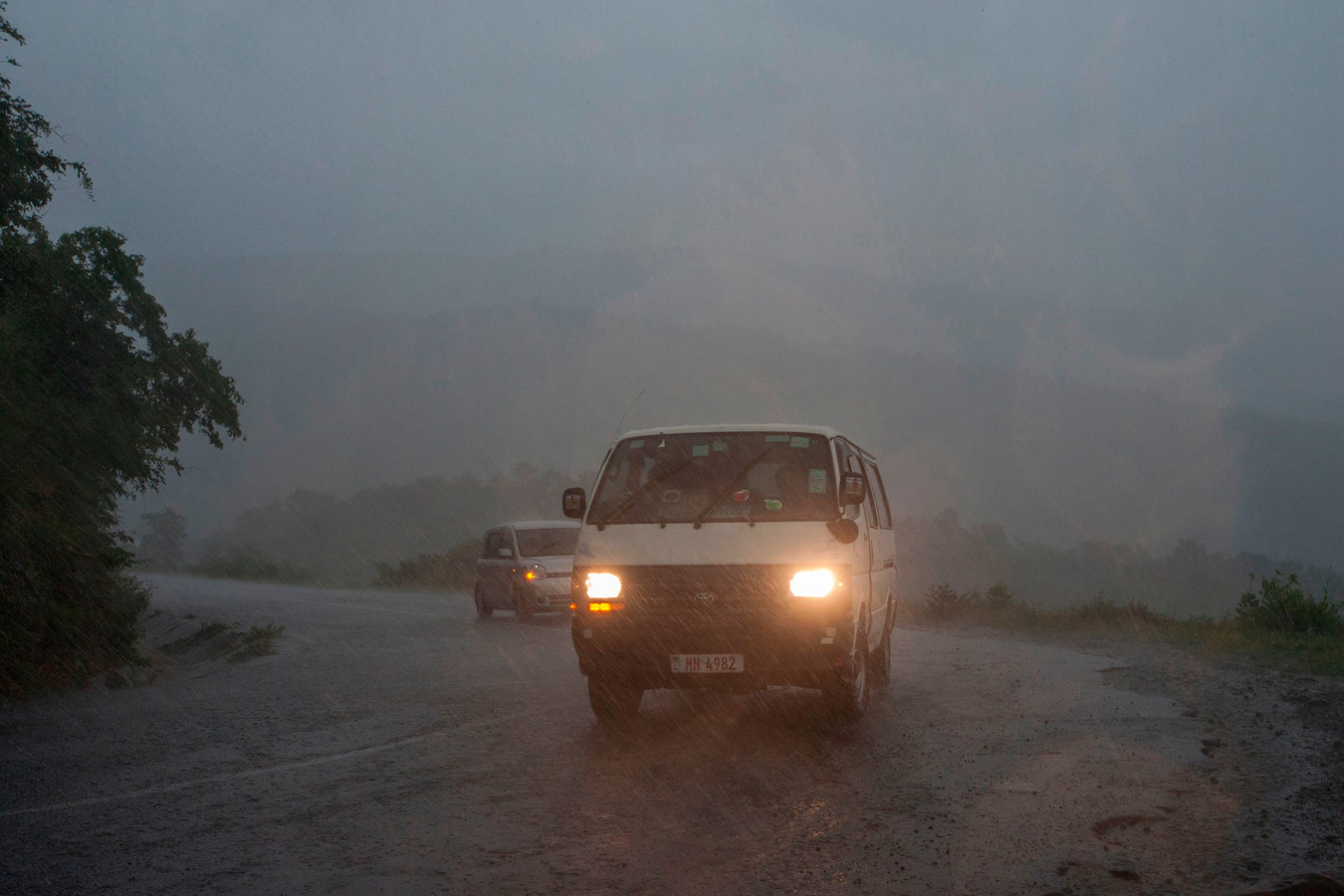 Verwoestende Cycloon Eist Negentien Levens In Mozambique