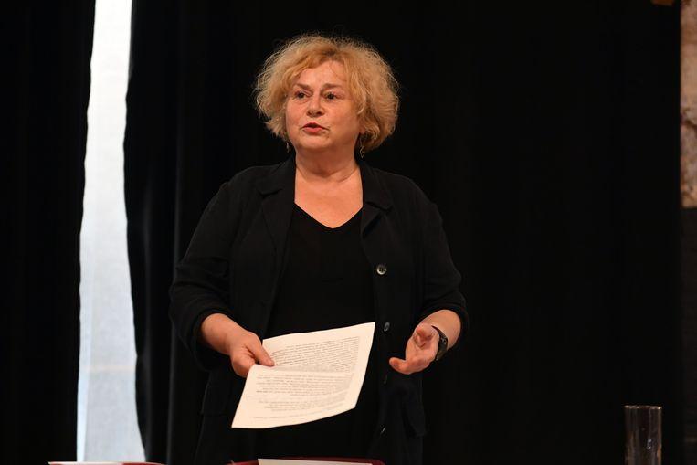 Schepen Denise Vandevoort (sp.a) is een liefhebber van jazz.