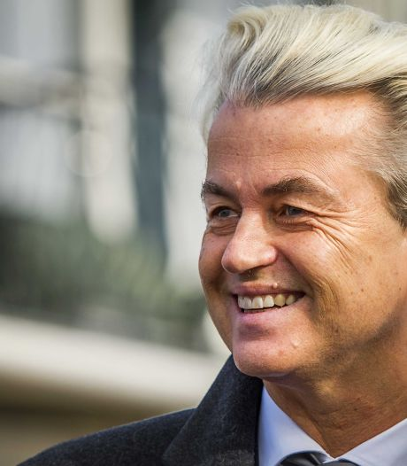 Wilders: Nu de rest van het kabinet nog