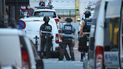 Politie rukt massaal uit na melding van gewapende man in Sint-Joost