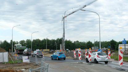 Werken aan brug in Massenhoven zijn normaal voor bouwverlof in 2020 klaar