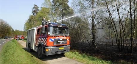Code oranje:  kans op natuurbranden in Twente en Achterhoek