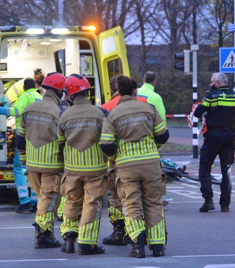 Twee fietssters in Breda aangereden door dronken automobilist, een slachtoffer zwaargewond