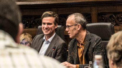 Misschien brengt Sint burgemeester naar Gent