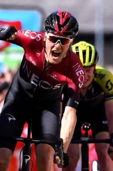 La dernière étape du Dauphiné pour Dylan Van Baarle, victoire finale du Danois Jakob Fuglsang