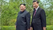 """""""Kim Jong-un feliciteert Chinese president met coronabestrijding"""""""