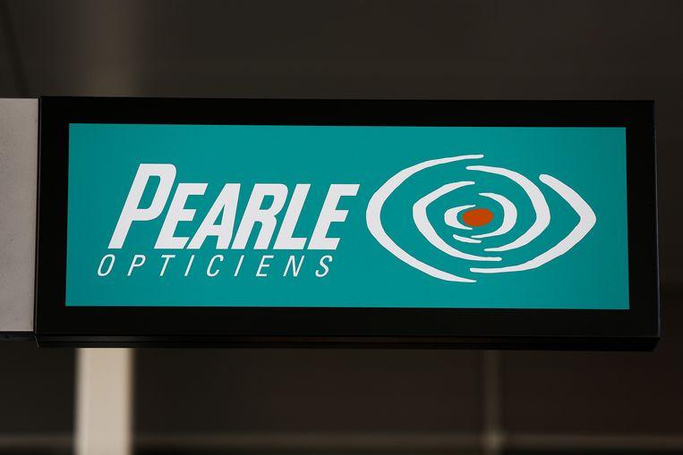 De dieven sloegen toe bij Pearle.