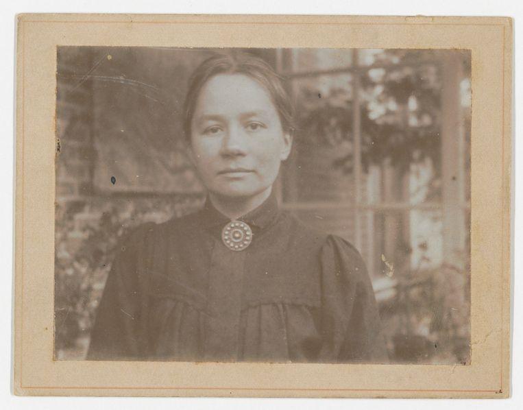Jo Cohen Gosschalk-Bonger, circa 1904. Later veranderde ze haar naam terug naar Jo van Gogh-Bonger.  Beeld Van Gogh Museum