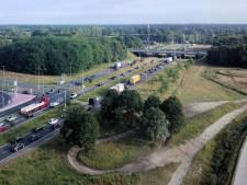 Betere aansluiting A30 op A1 dichtbij met miljoenen van provincie