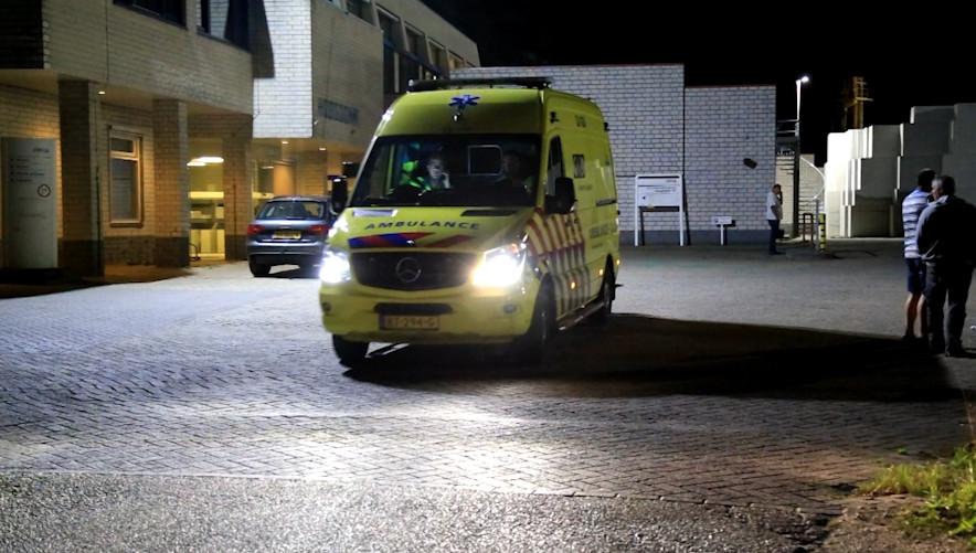 Man komt om bij ongeluk met transportband in Kalkzandsteenfabriek Liessel
