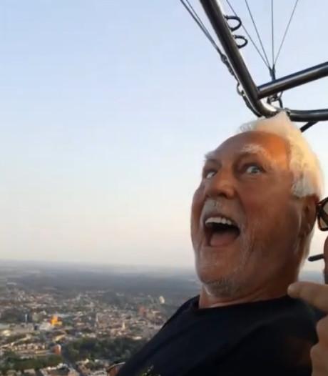 Gedrum boven Breda blijkt vliegende Golden Earring-drummer