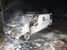 Autobranden Westkapelle houden mogelijk verband met conflict over drugs