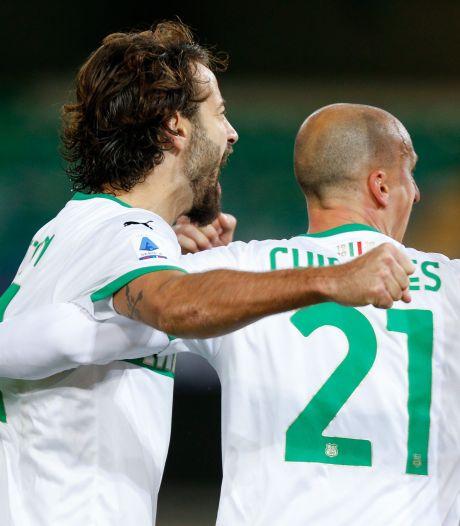 La sensation Sassuolo leader surprise de Serie A