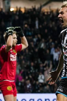Gelijkspel Jong Heracles tegen beloften Excelsior Rotterdam