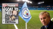 Engelse tabloids ontdekken Yves Leterme na aanval Man City