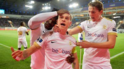 VIDEO. Met de groeten van Trossard: Genk wint ook op veld van Gent na knappe goal van kapitein, titel komt weer wat dichter