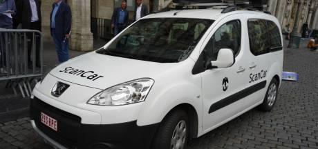 """Les """"scan cars"""" débarquent dans les rues de Liège"""