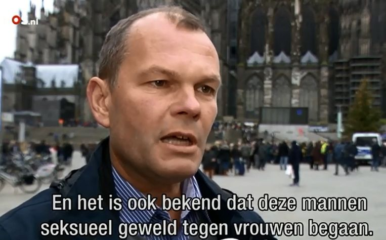 Misdaadverslaggever Oliver Köhler.