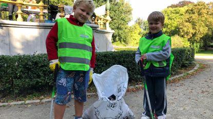 Ook kinderen helpen mee op World Clean Up Day