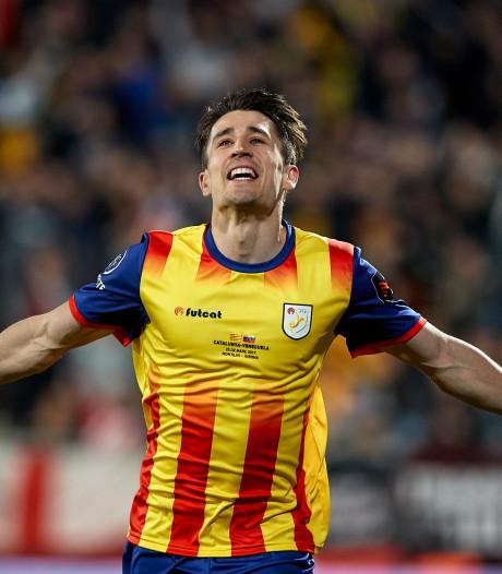 Bojan en Piqué helpen Catalonië aan eerste zege sinds 2013